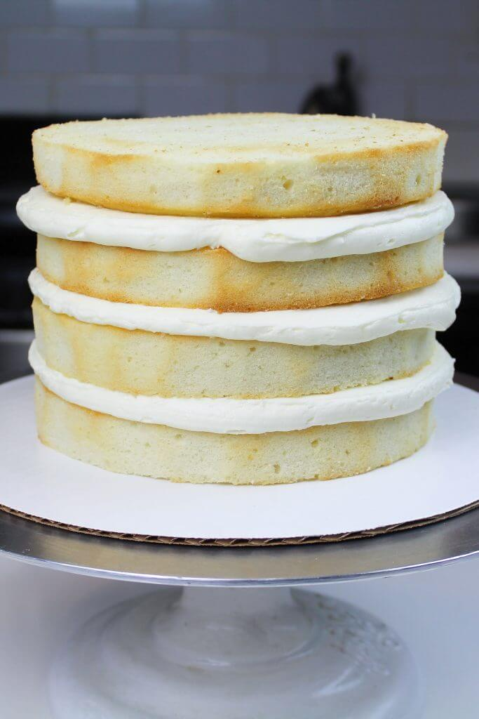 Wedding Cake Recipe.Best Vanilla Cake Recipe
