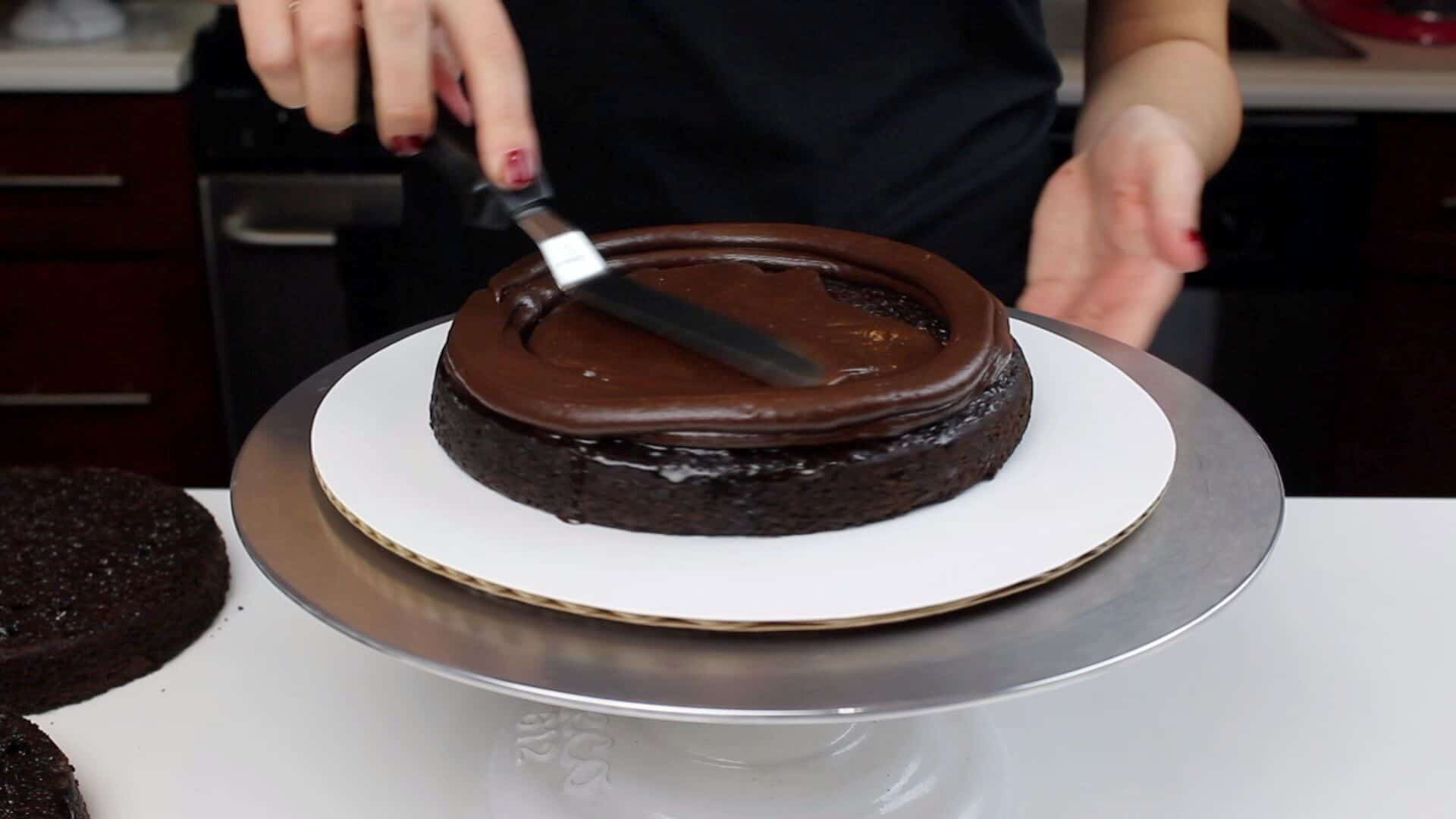 blacout image pudding spread