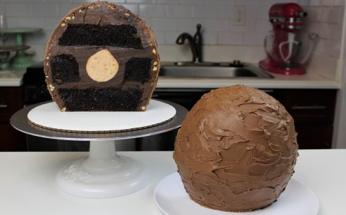 Ferrero Rocher Chocolate Truffle Cake Recipe