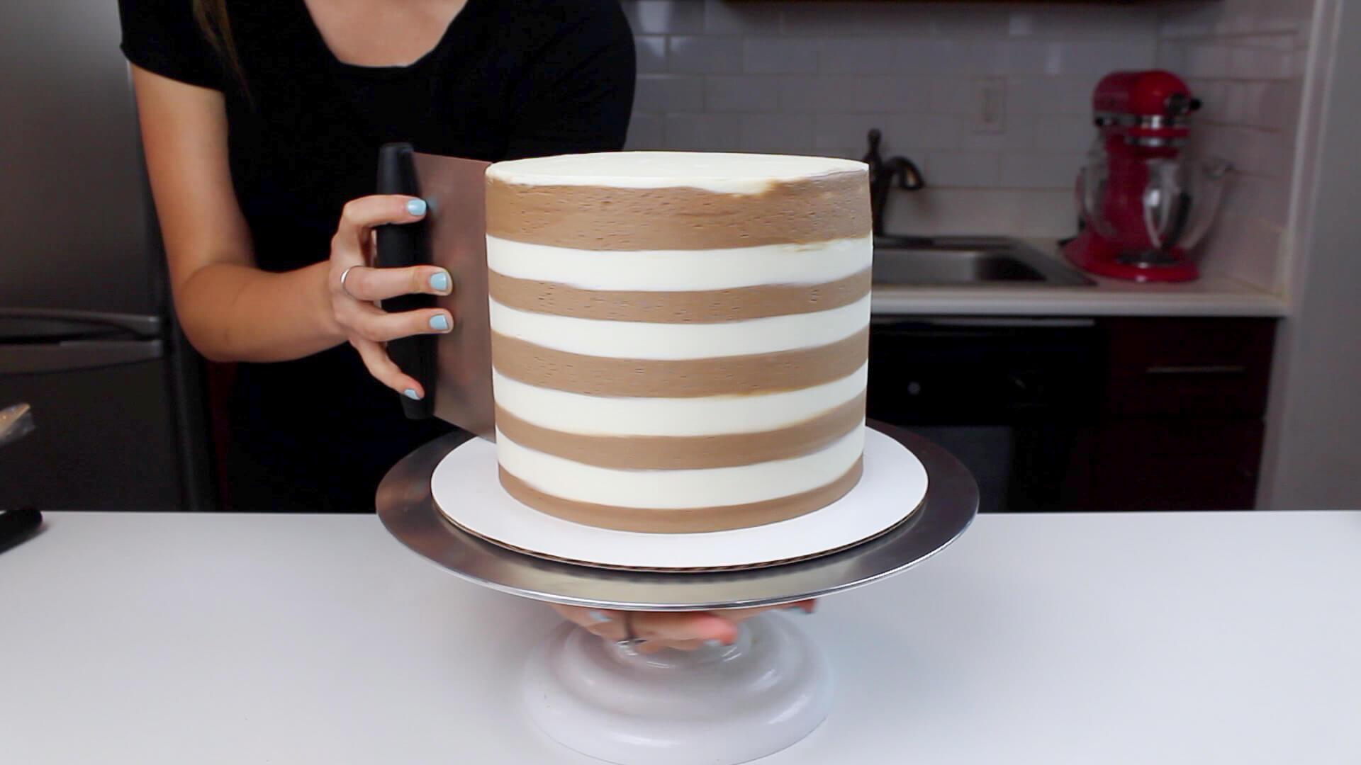 smoothing smores stripes