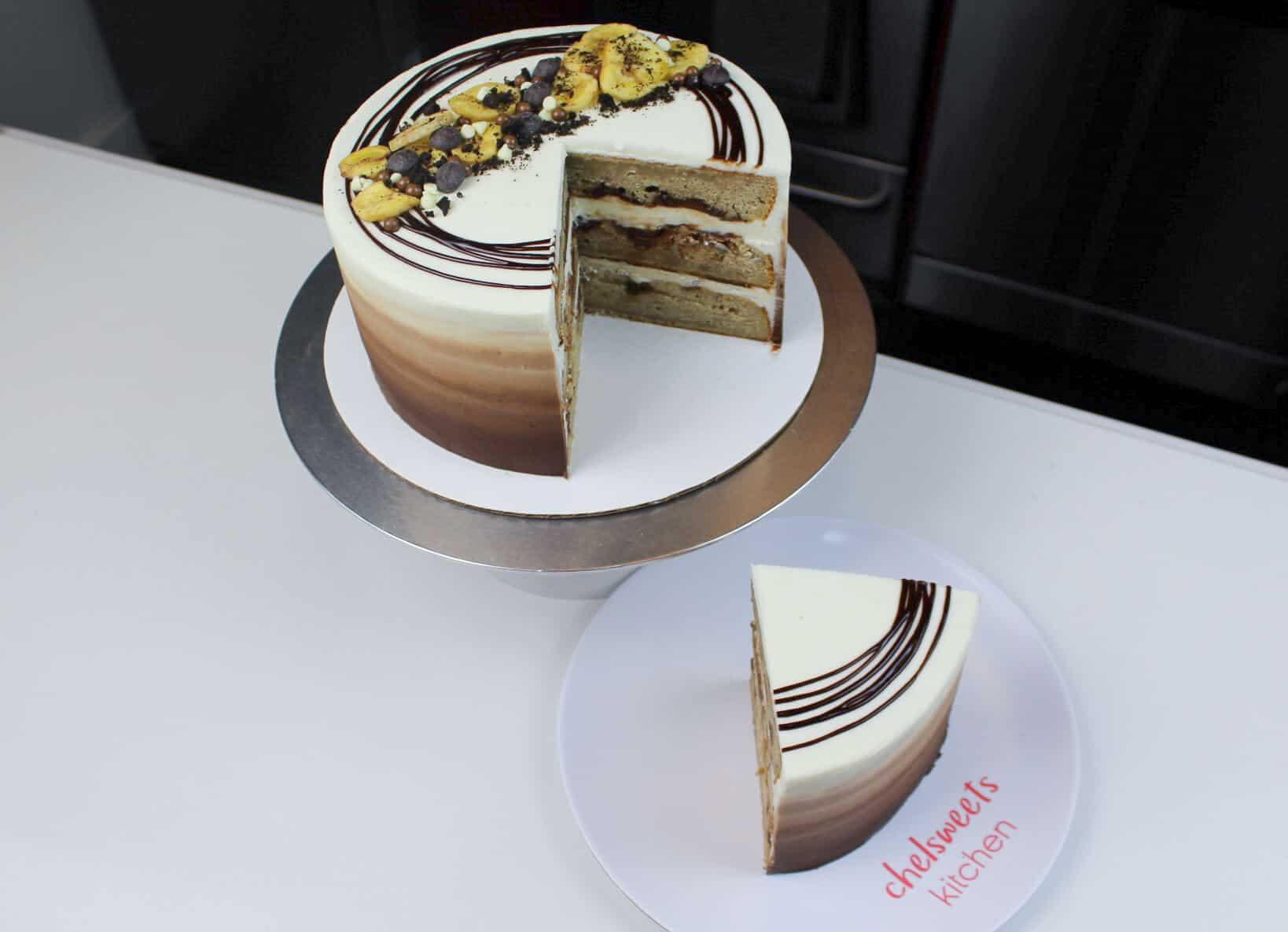 cut cake nutella swirled banana cake v2
