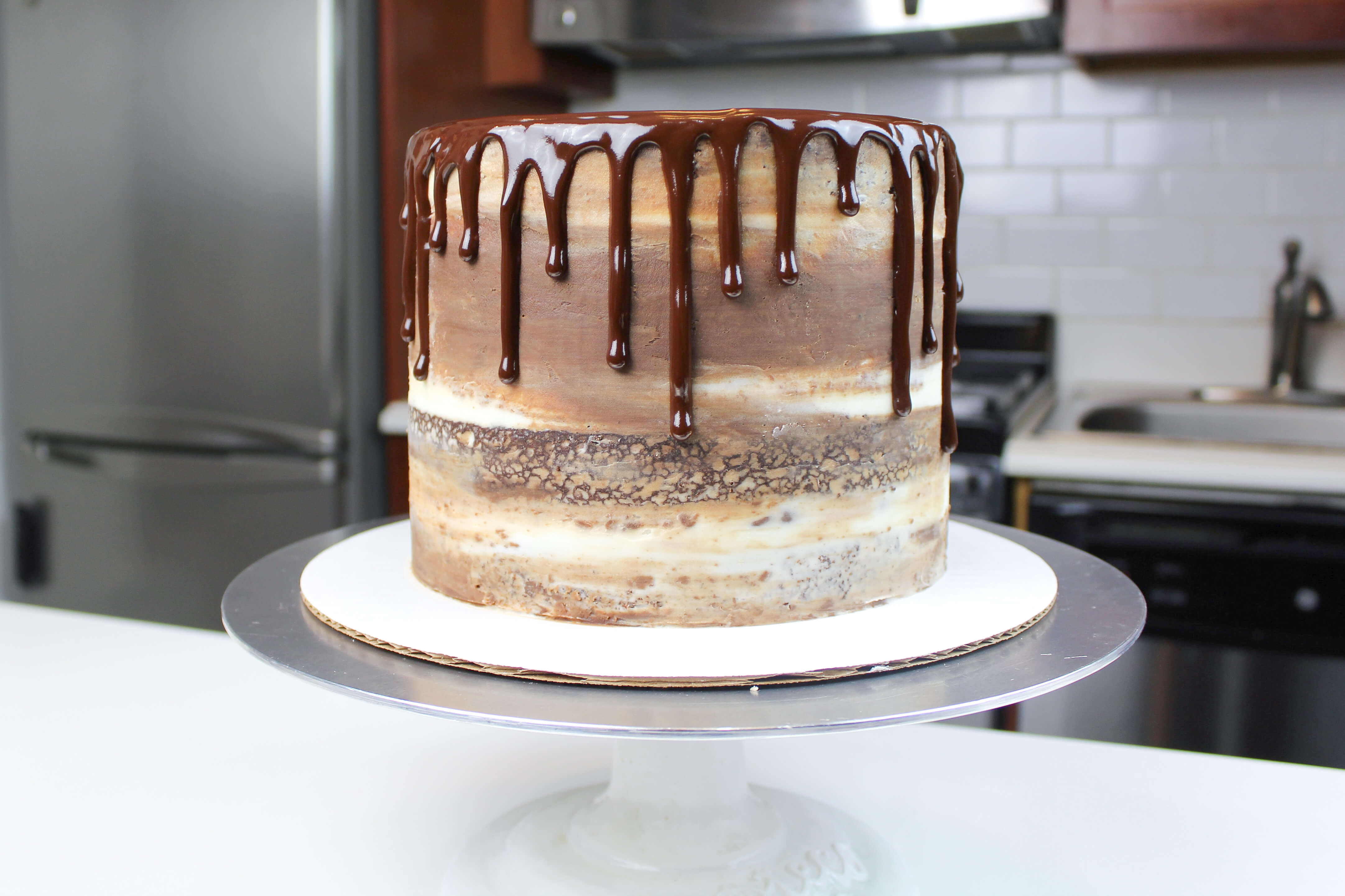 drips on hot cocoa cake-2