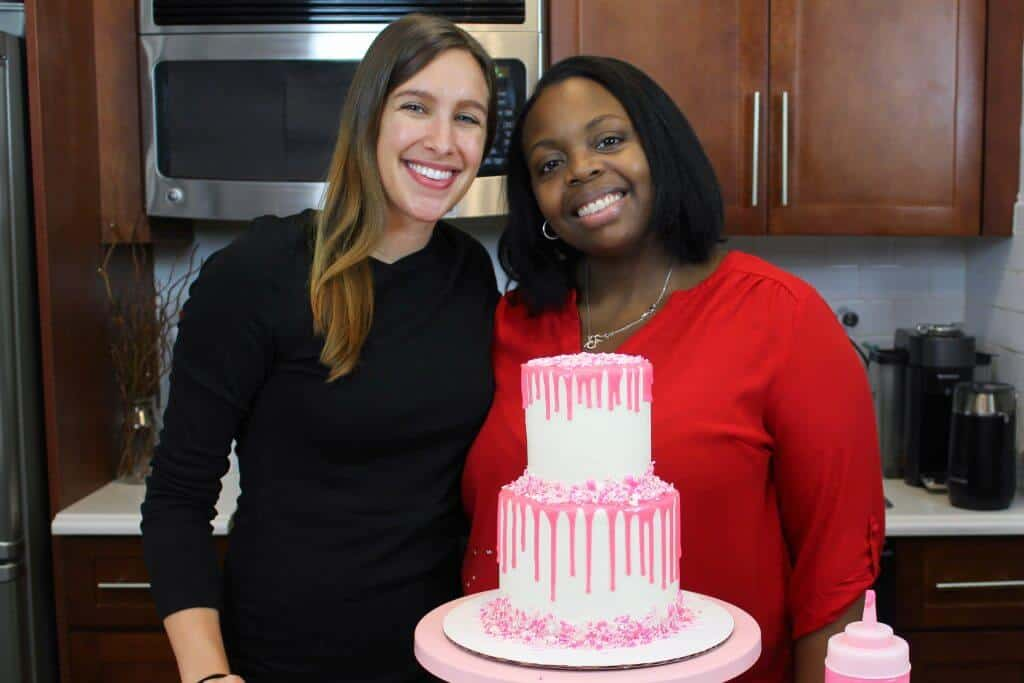 photo from chelsweets private cake lesson