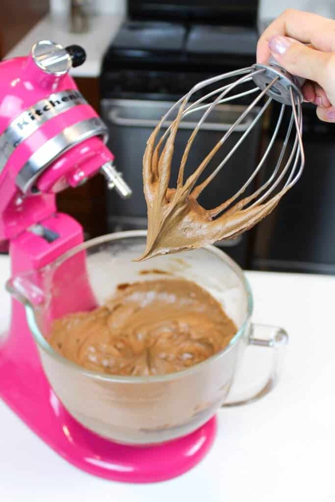 Image of Chocolate Buttercream Frosting