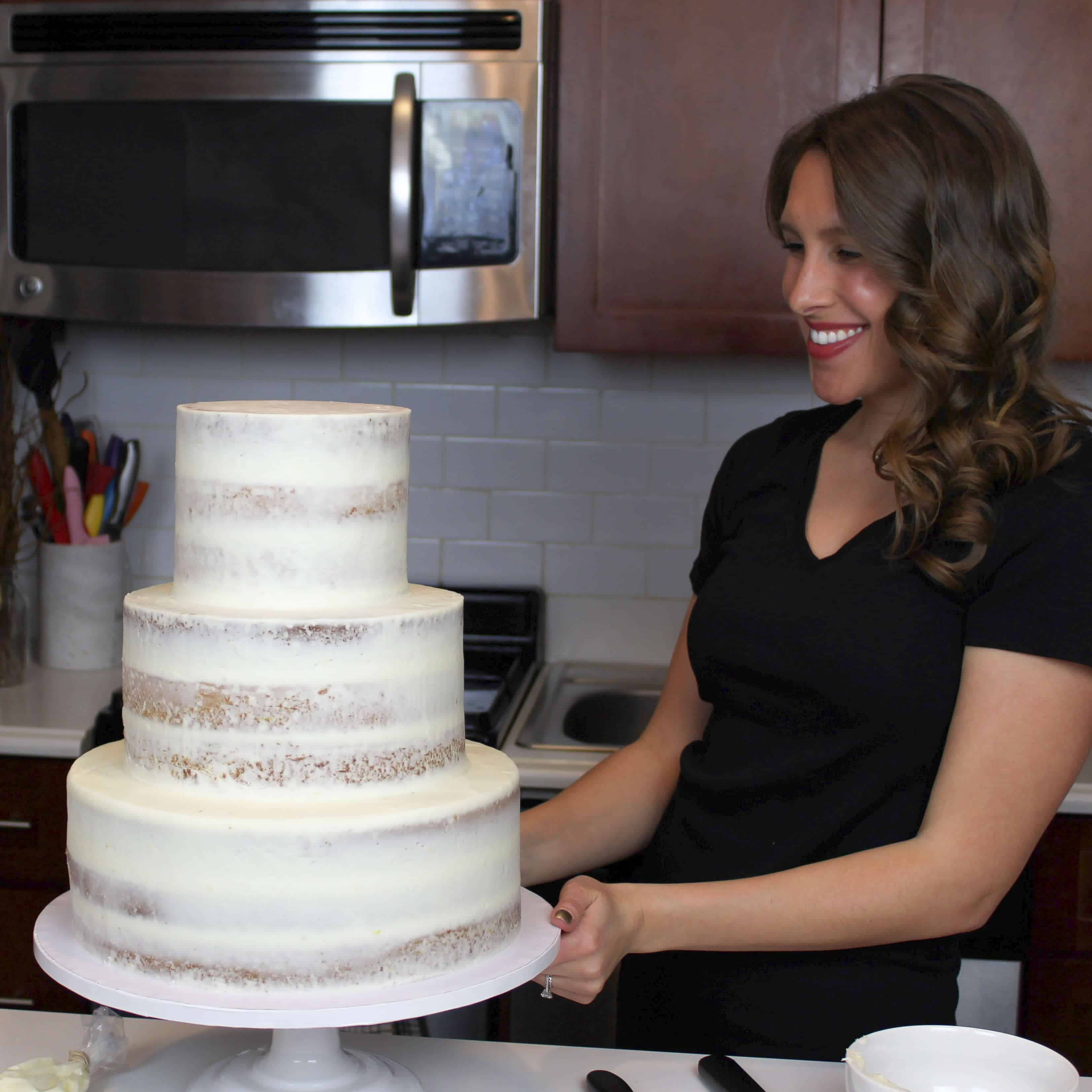Making Your Own Wedding Cake Should You Chelsweets