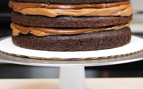 Image of Baileys Chocolate Cake