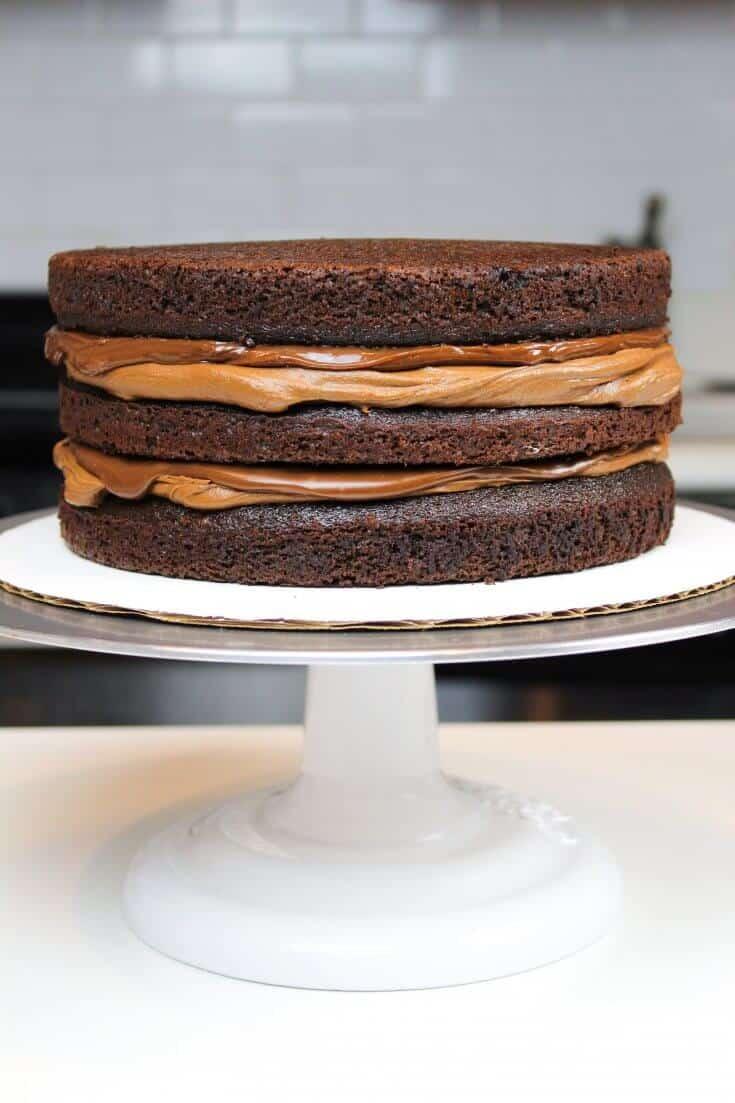 Image of Baileys Chocolate Cake