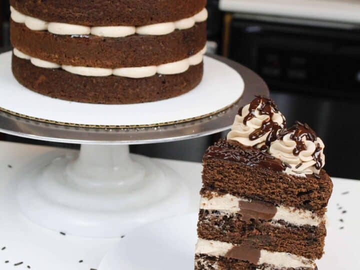 Naked Chocolate Cake The Easiest Way To Decorate A Cake