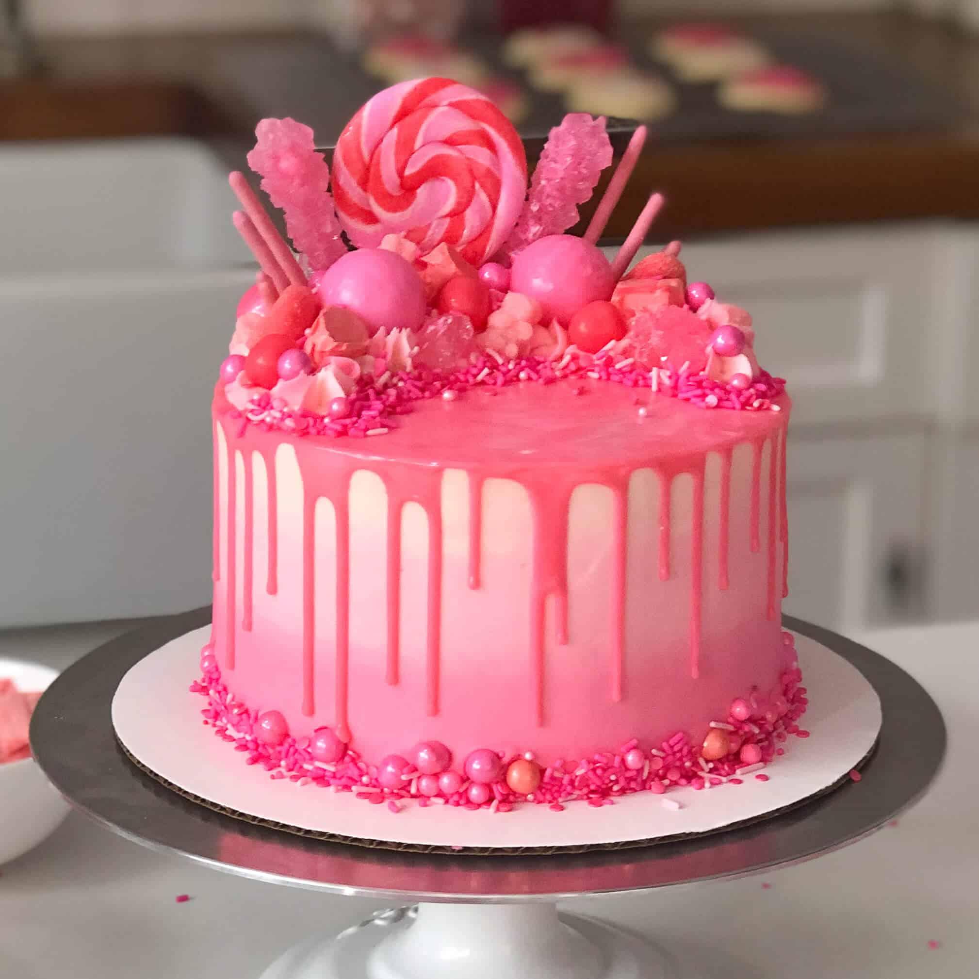 Drip Cake Recipe Tutorial Tips To Make The Perfect Drip Cake