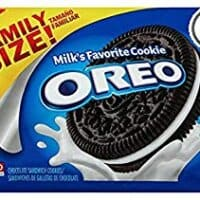 OREO Chocolate Sandwich Cookies, Original Flavor, 19.1 Ounce, Pack of 12