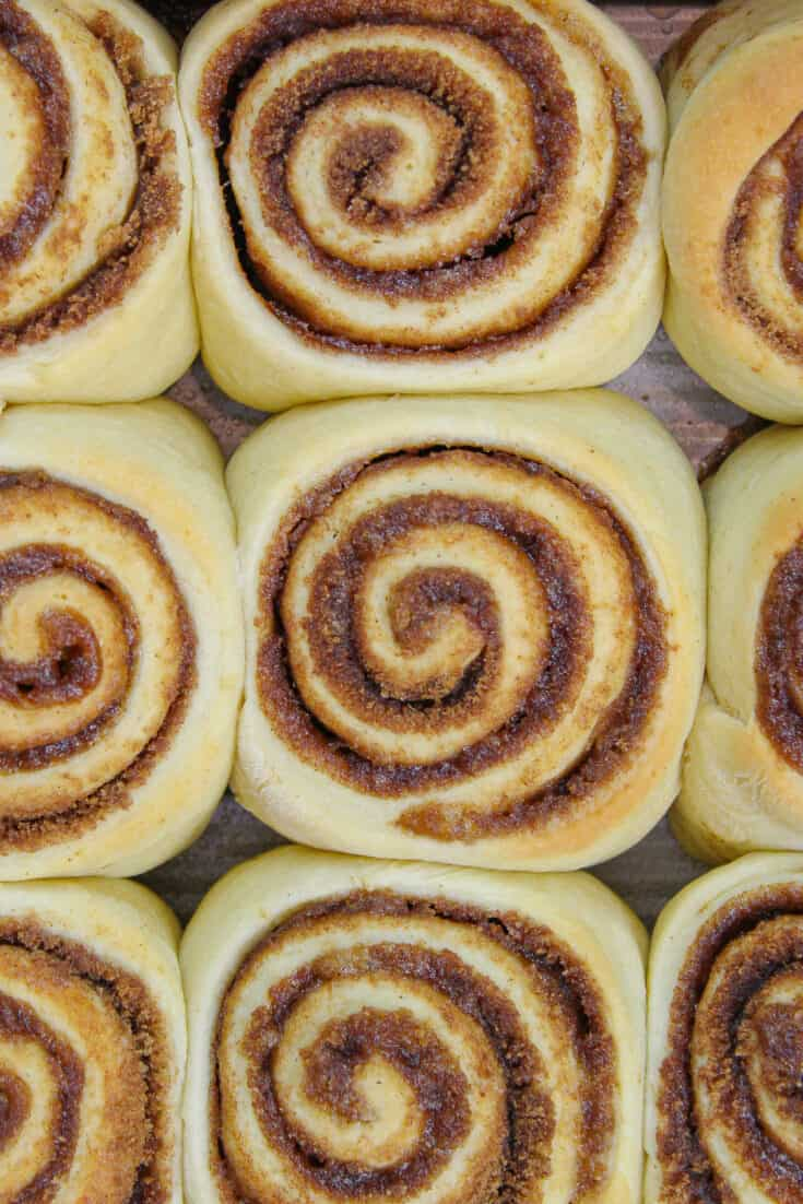 Quick Yeast Cinnamon Rolls Ready In 1 Hour Chelsweets